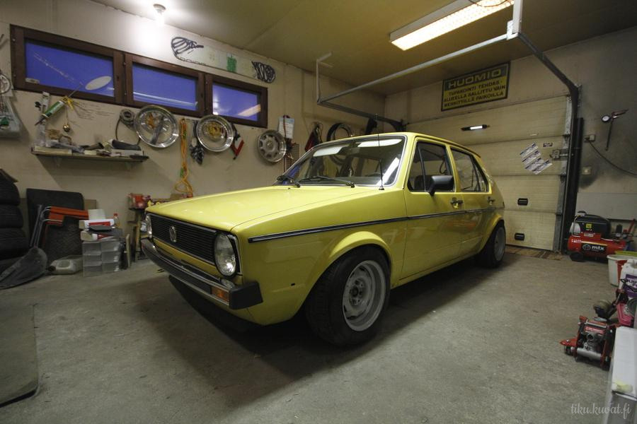 Tiku: VW Mk1 golf 5D _MG_8521