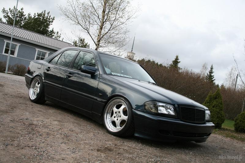 Tikun MB W201 (EX W202, Caddy Mk1) _small